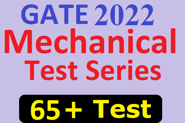 GATE 2021 Mechanical Test Series | Mock Test for GATE Mechanical Engineering cover