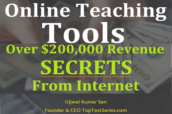 Online Teaching Tools- Over $200,000 I have Generated Using These Tools cover
